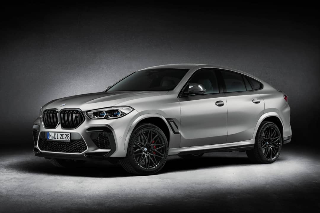 BMW X6 M Competition First Edition Front