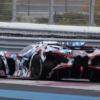 Bugatti New Hypercar Spyshot Rear