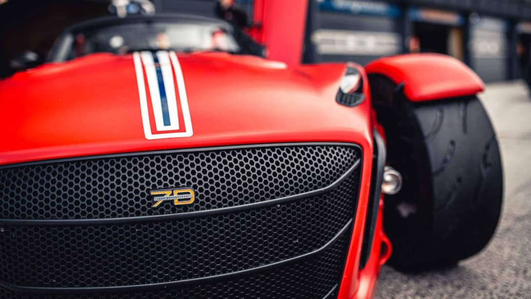 Donkervoort D8 GTO-JD70 R Grill