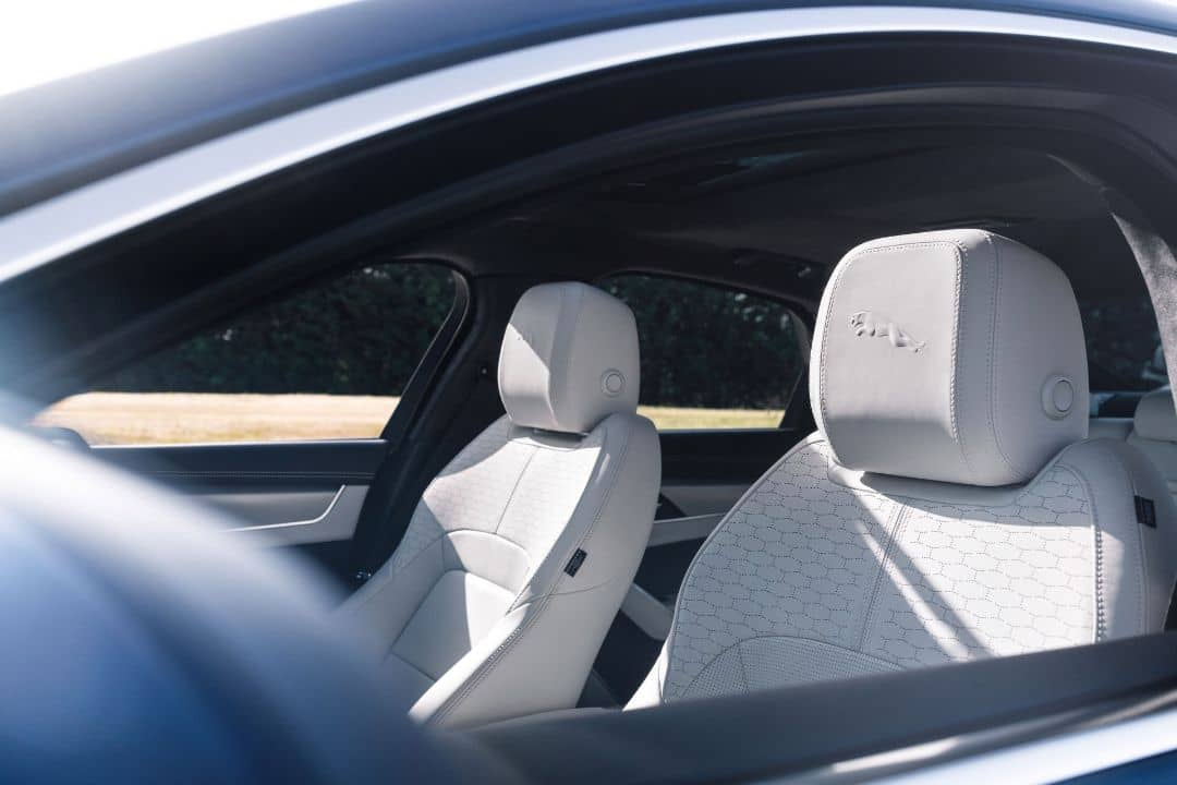 Jaguar XF MY2021 Facelift Front Seats