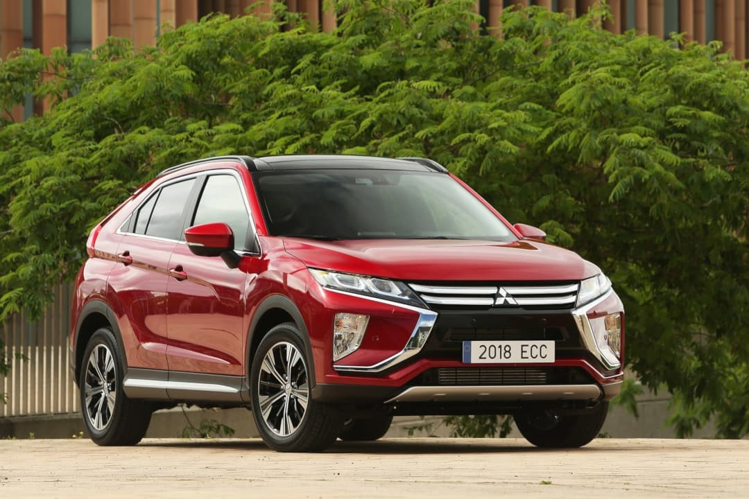 Mitsubishi Eclipse Cross MY2018 Front