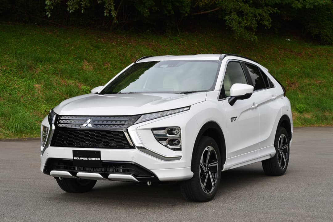 Mitsubishi Eclipse Cross MY2021 Front