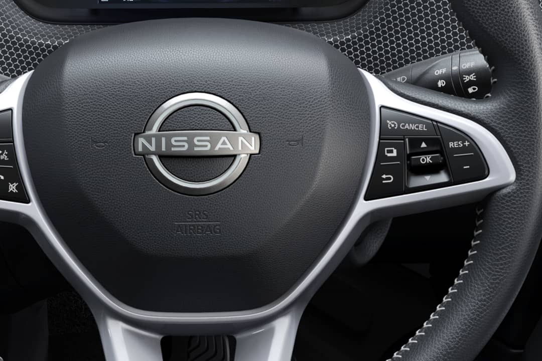 Nissan Magnite Steering Wheel
