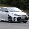 Toyota GRMN Yaris Spyshot at Nurburgring