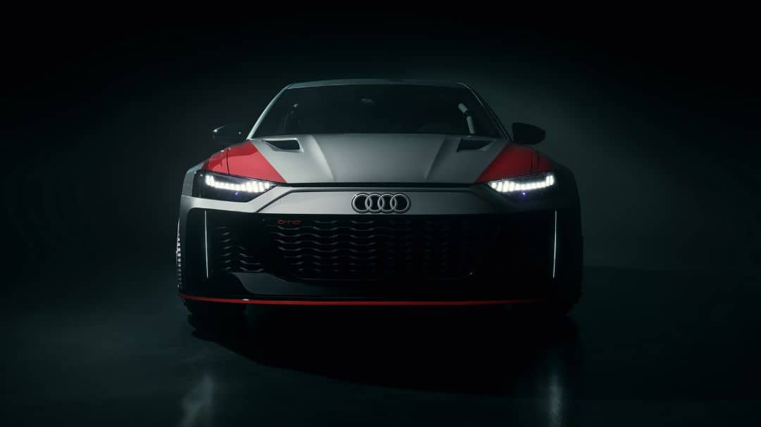 Audi RS6 GTO Concept Front