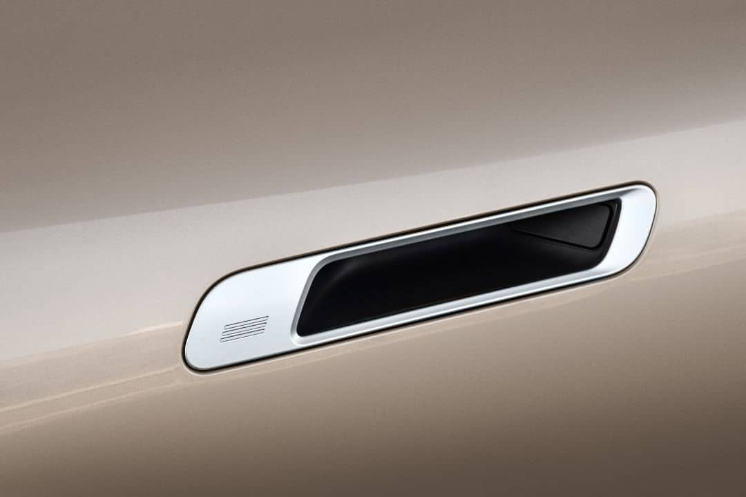 BMW iX Door opener