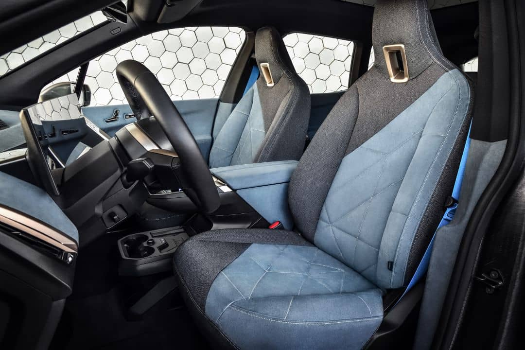 BMW iX Seats