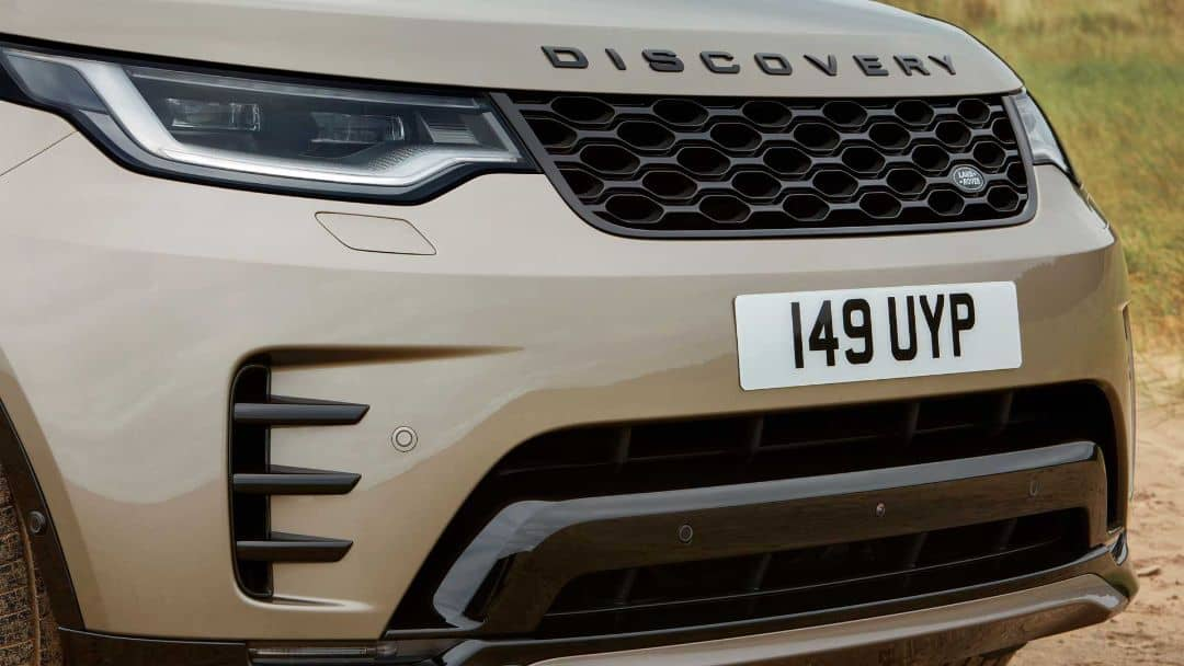 Land Rover Discovery 2021 Grill