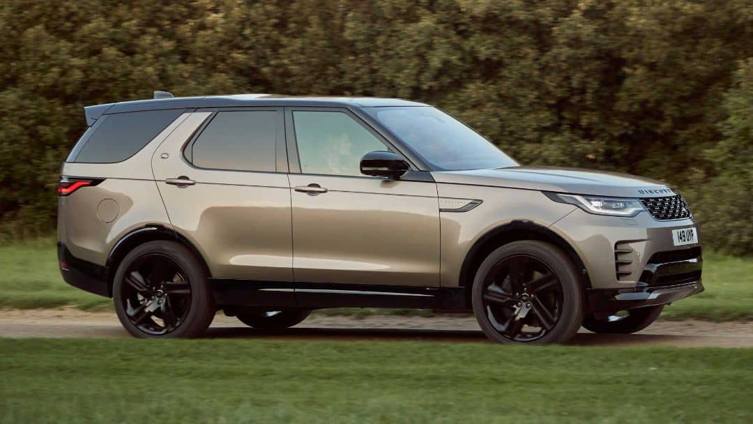Land Rover Discovery 2021 Side
