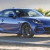 Subaru BRZ 2nd Gen Front three quarter