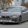 BMW 4 Series Gran Coupe Spyshot