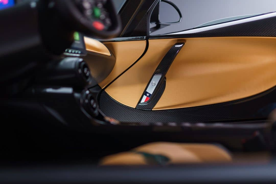 Hennessey Venom F5 Inner door handle