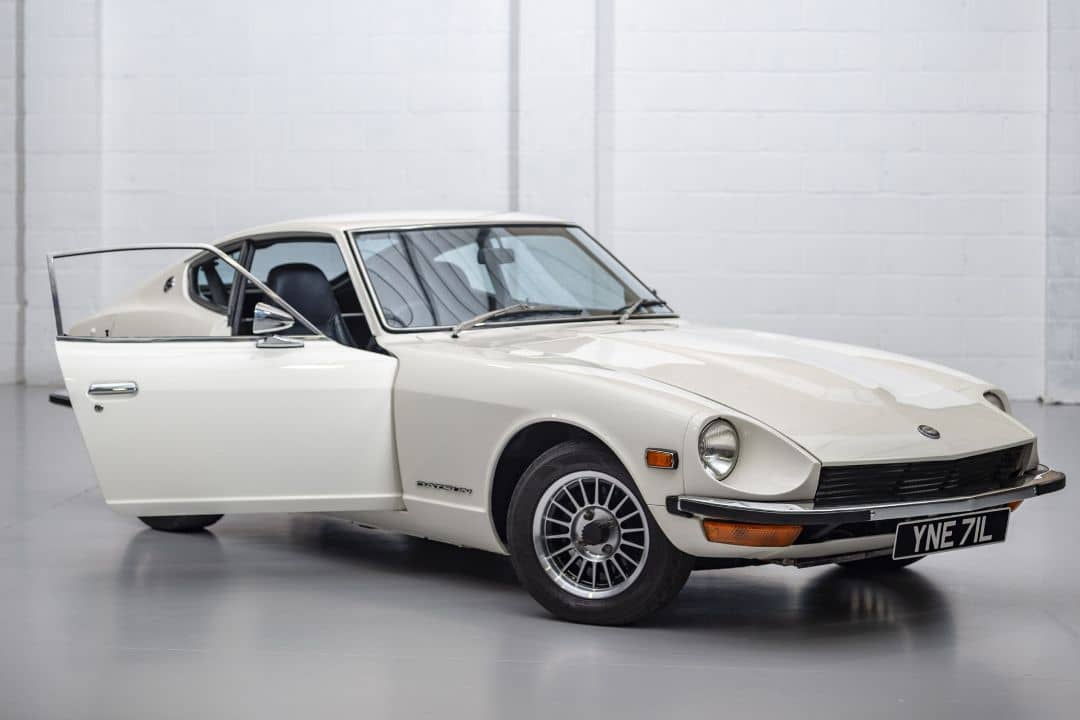Nissan S30Z with RB26DETT Front three quarter