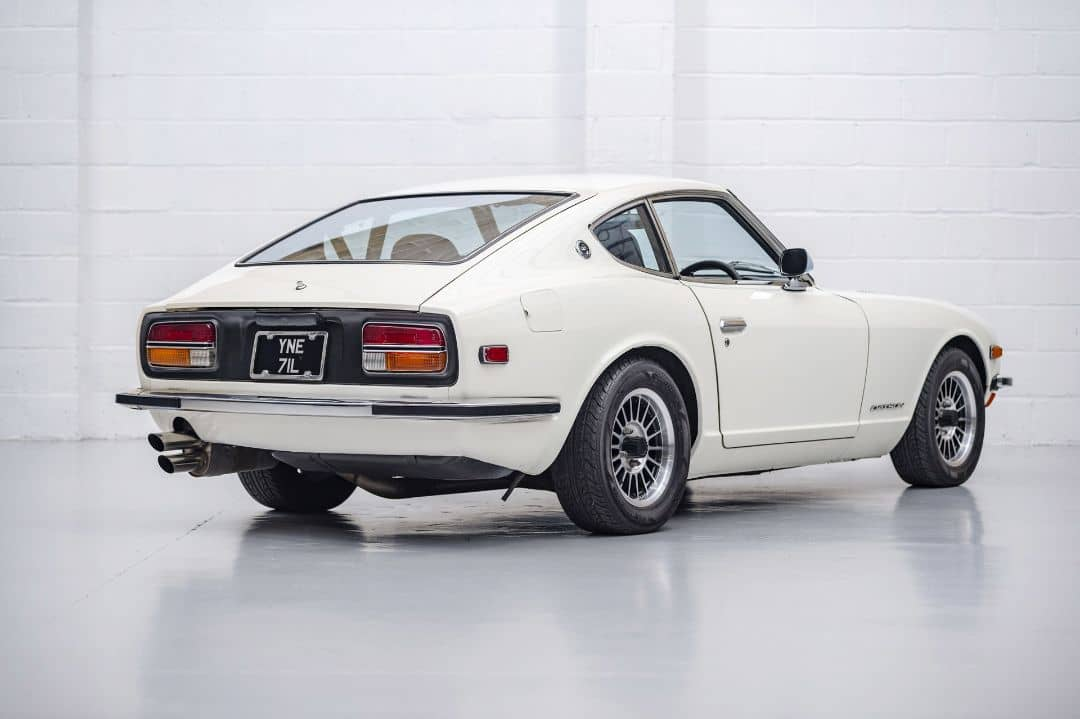 Nissan S30Z with RB26DETT Rear