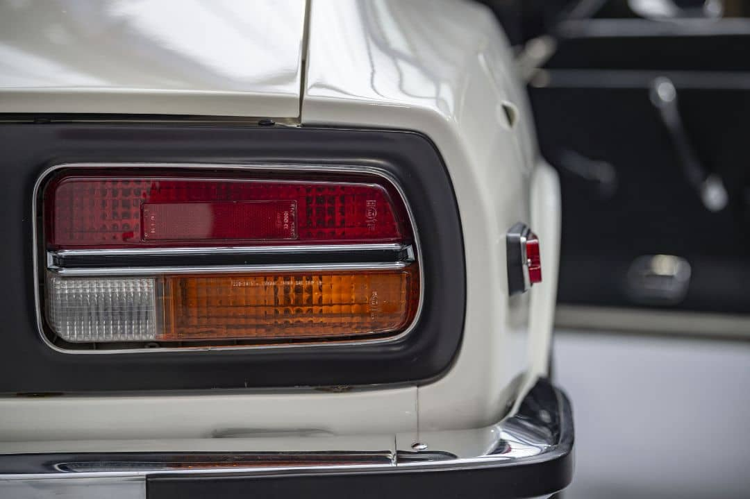 Nissan S30Z with RB26DETT Taillight