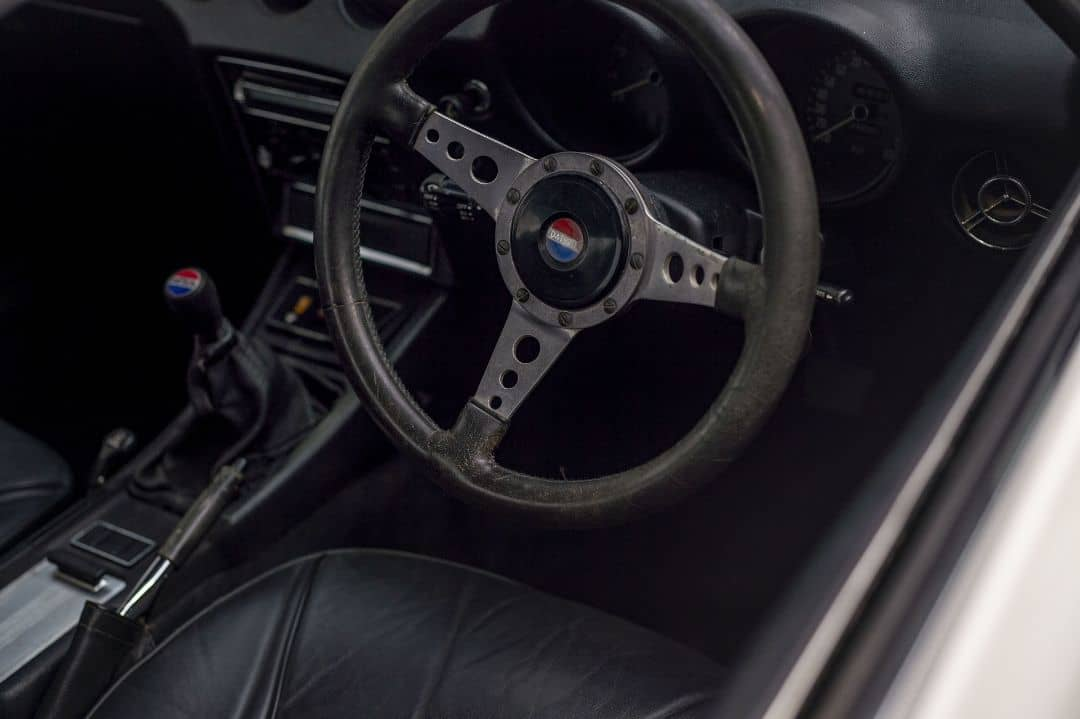 Nissan S30Z with RB26DETT Cockpit