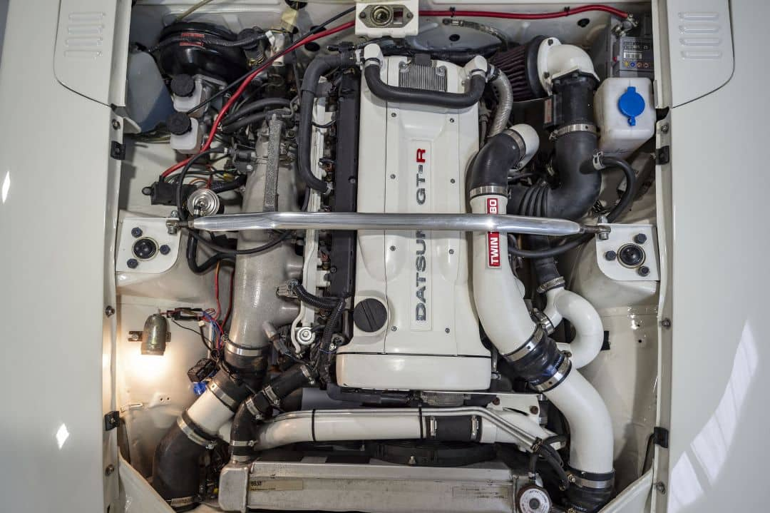 Nissan S30Z with RB26DETT Engine