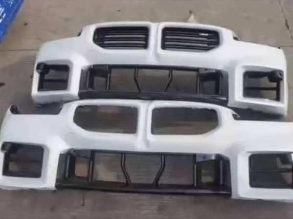 BMW G87 M2 Coupe Front Bumper Leaked