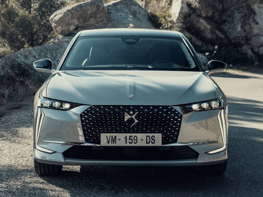 DS4 Front