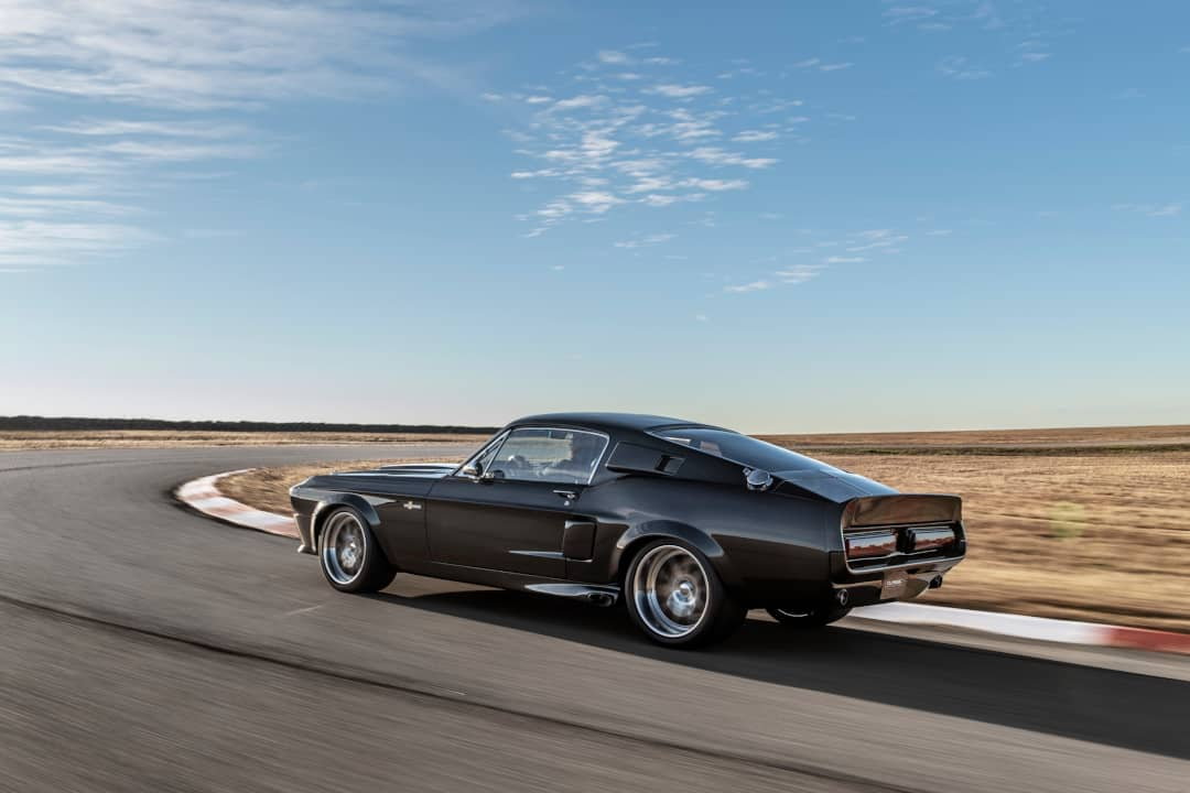 Classic Recreation Shelby GT500CR Carbon