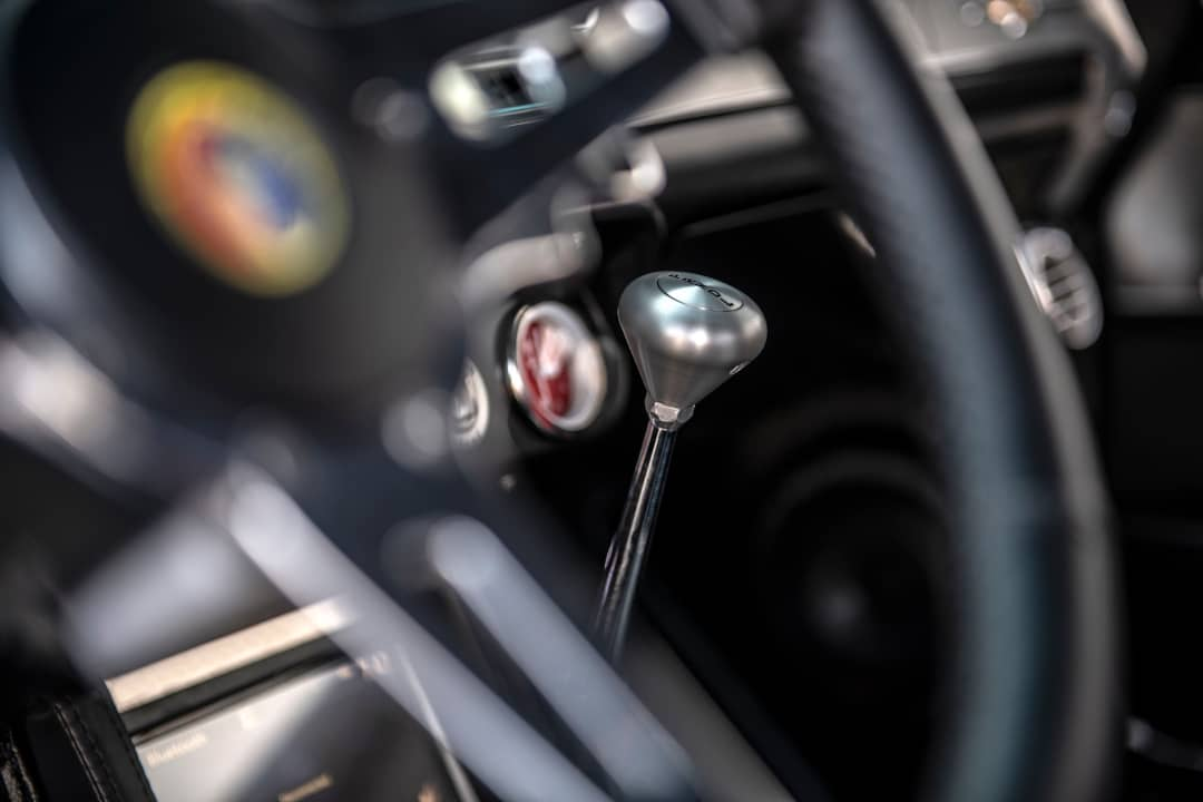 Classic Recreation Shelby GT500CR Carbon Shift lever