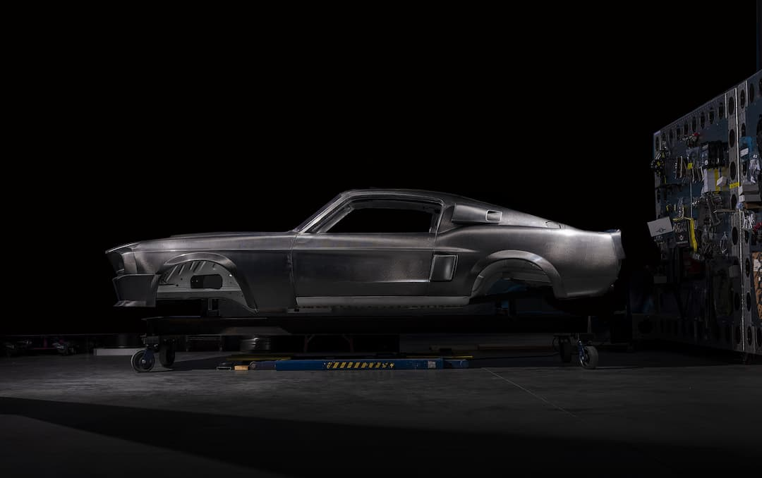Classic Recreation Shelby GT500CR Carbon Body