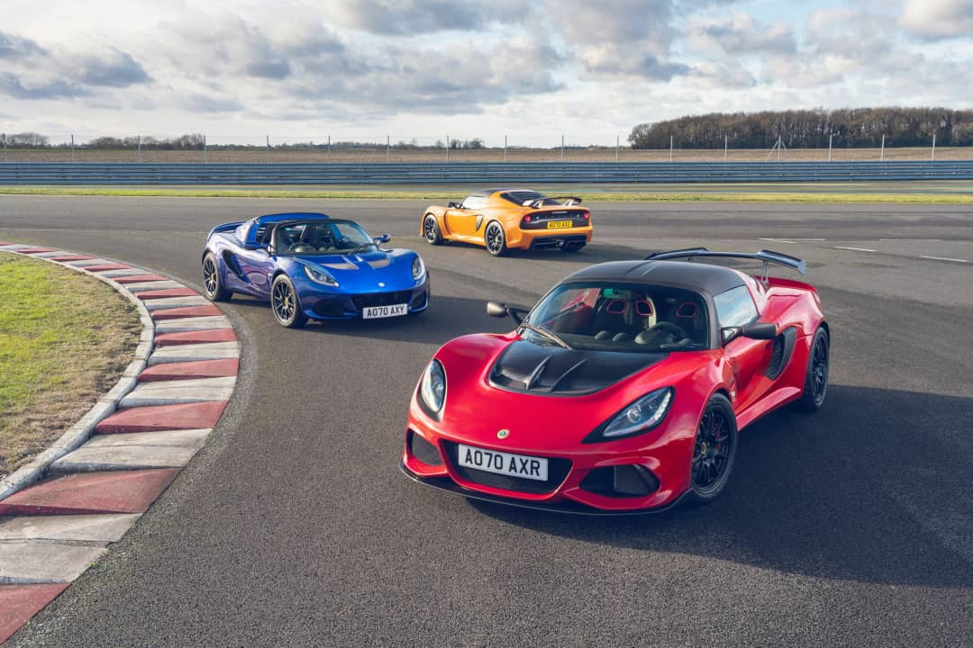 Lotus Elise and Exige Final Edition
