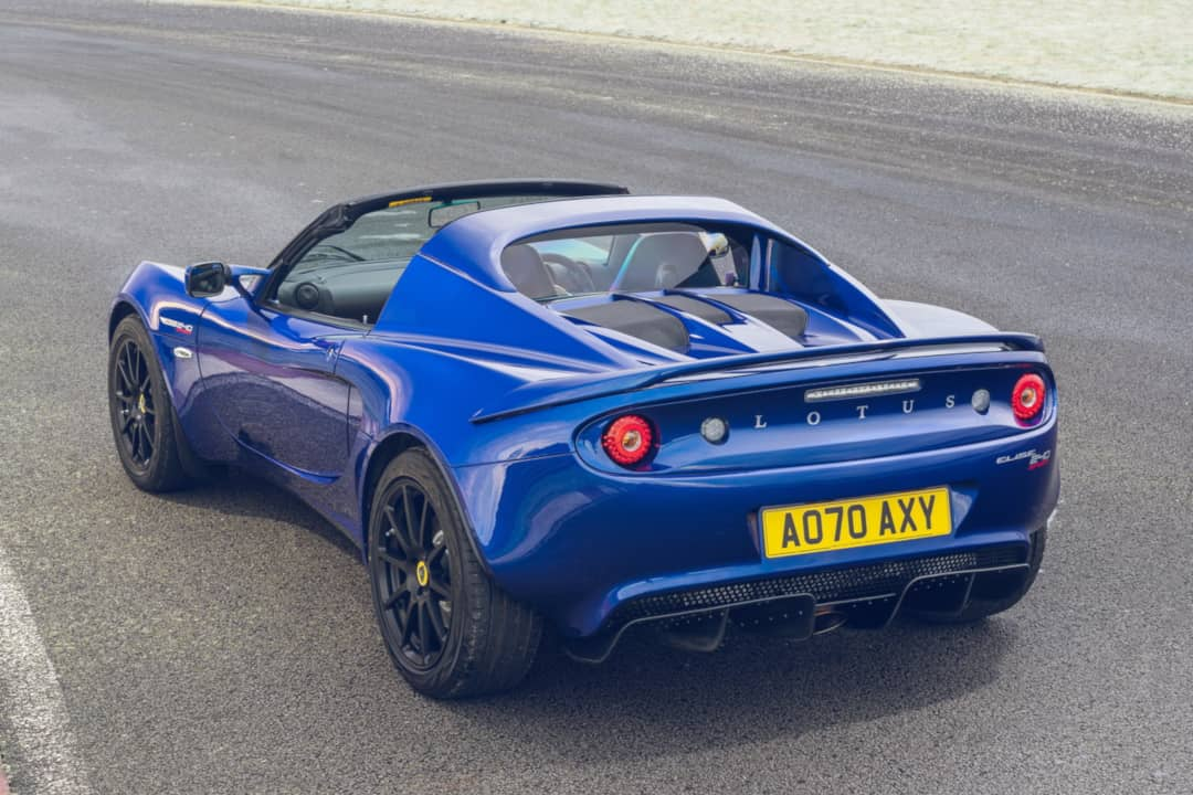 Lotus Elise Sport 240 Final Edition Rear