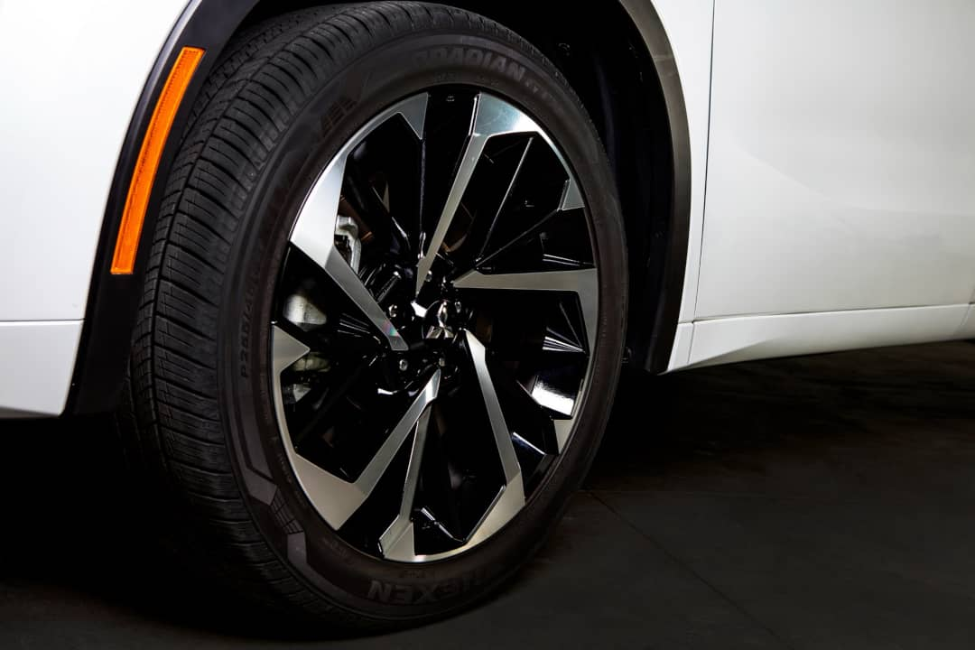 Mitsubishi Outlander 2021 Wheel