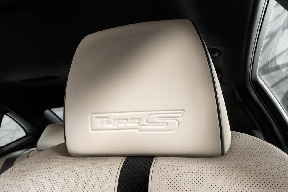 Acura TLX type S Head rest