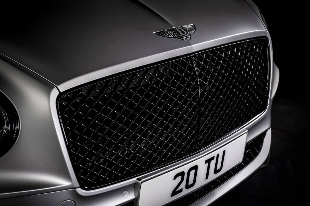 Bentley Continental GT Speed Grill