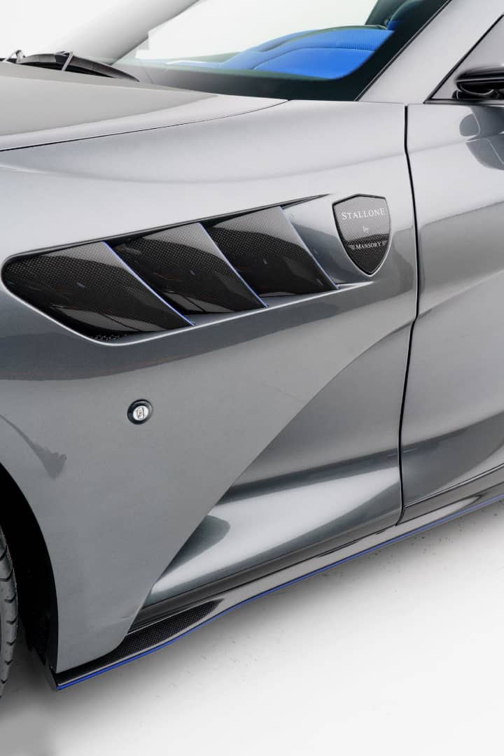Mansory Stallone GTS Side air vent
