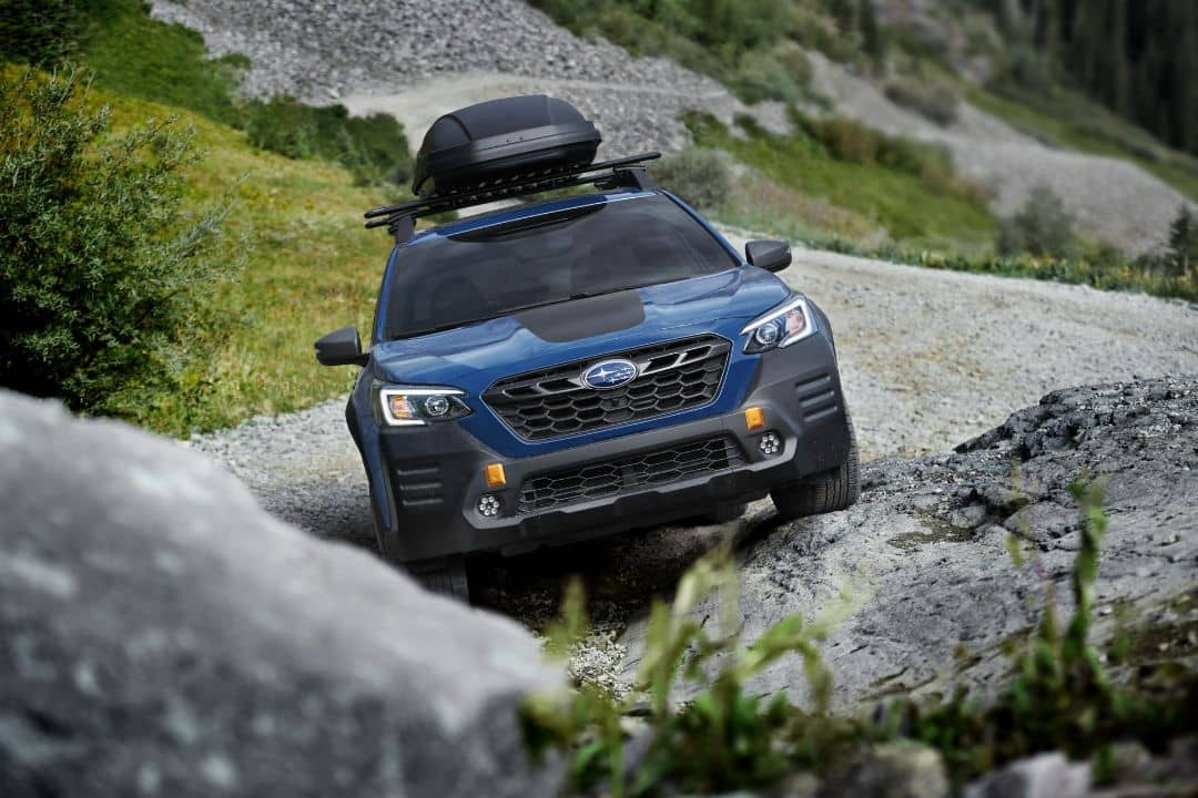 Subaru Outback Wilderness Front