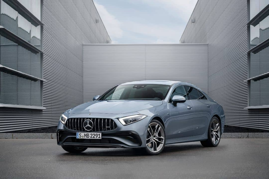 AMG CLS 53 2021 Front