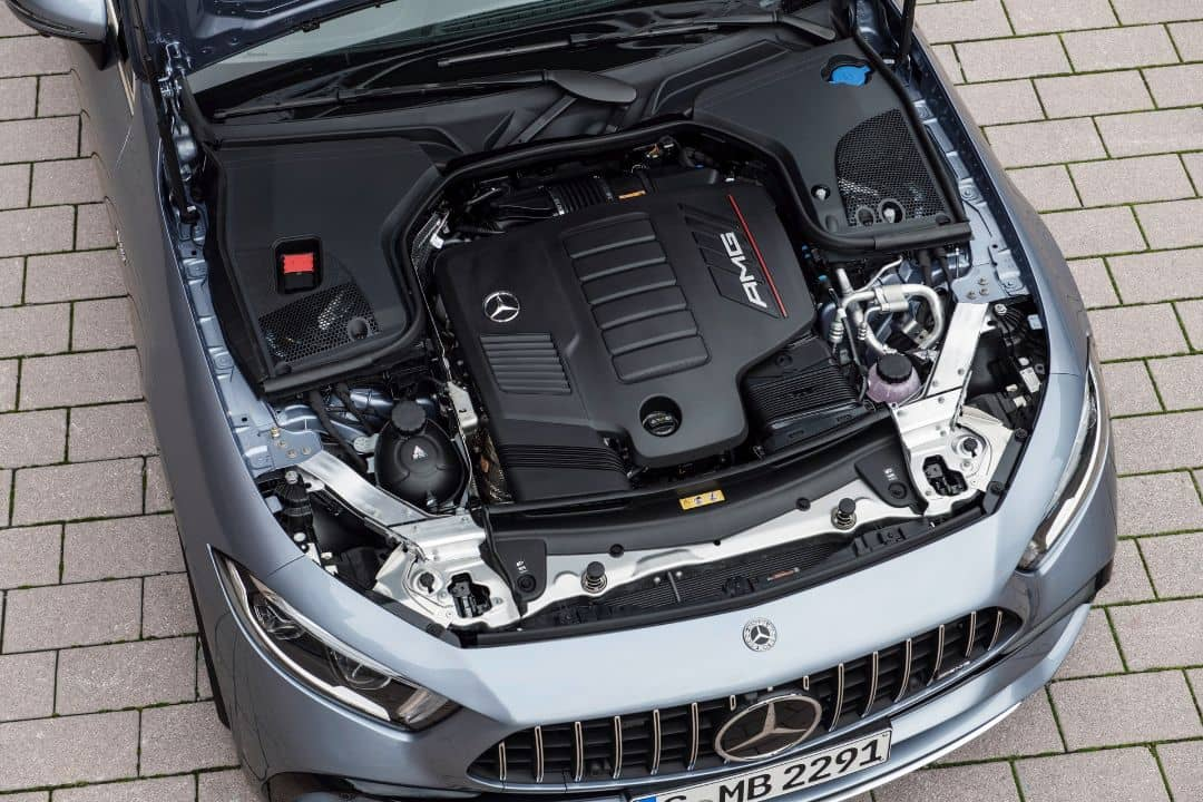 Mercedes AMG CLS 53 2021 Engine