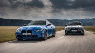 BMW M3 and M4 xDrive Model