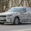 BMW iX1 Spyshot Front three quarter