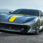 Ferrari 812 Superfast Special Edition Front
