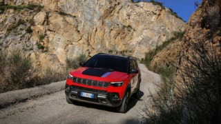 Jeep Compass 2021 Facelift