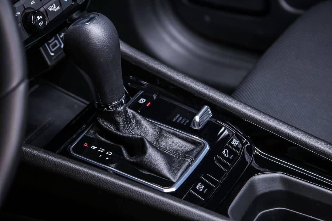 Jeep Compass 2021 Facelift Shift Lever