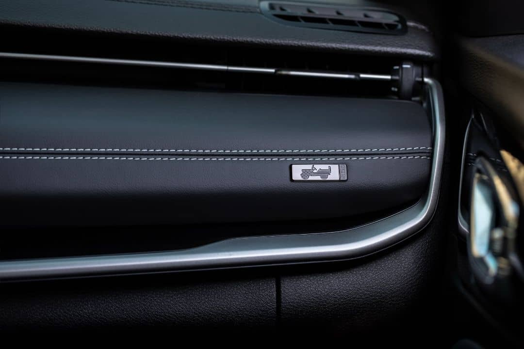 Jeep Compass 2021 Facelift Dashboard