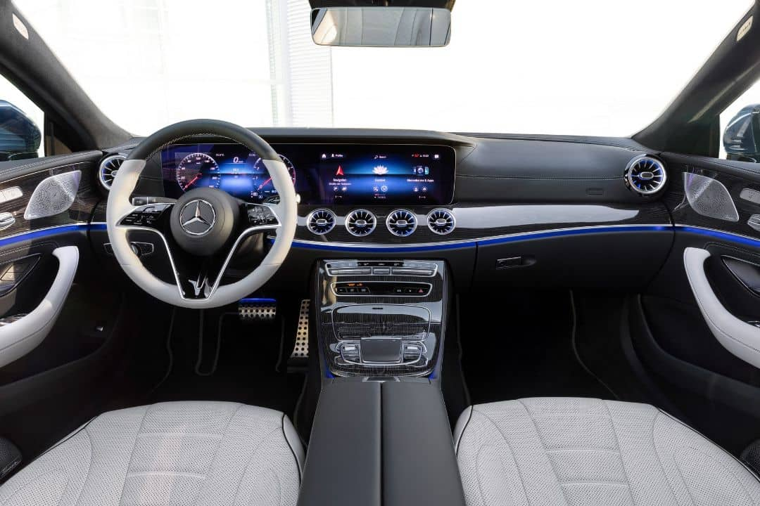 Mercedes-Benz CLS 2021 Interior