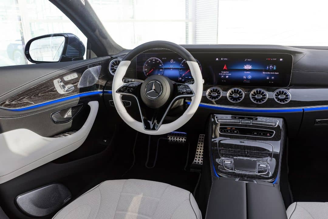 Mercedes-Benz CLS 2021 Cockpit