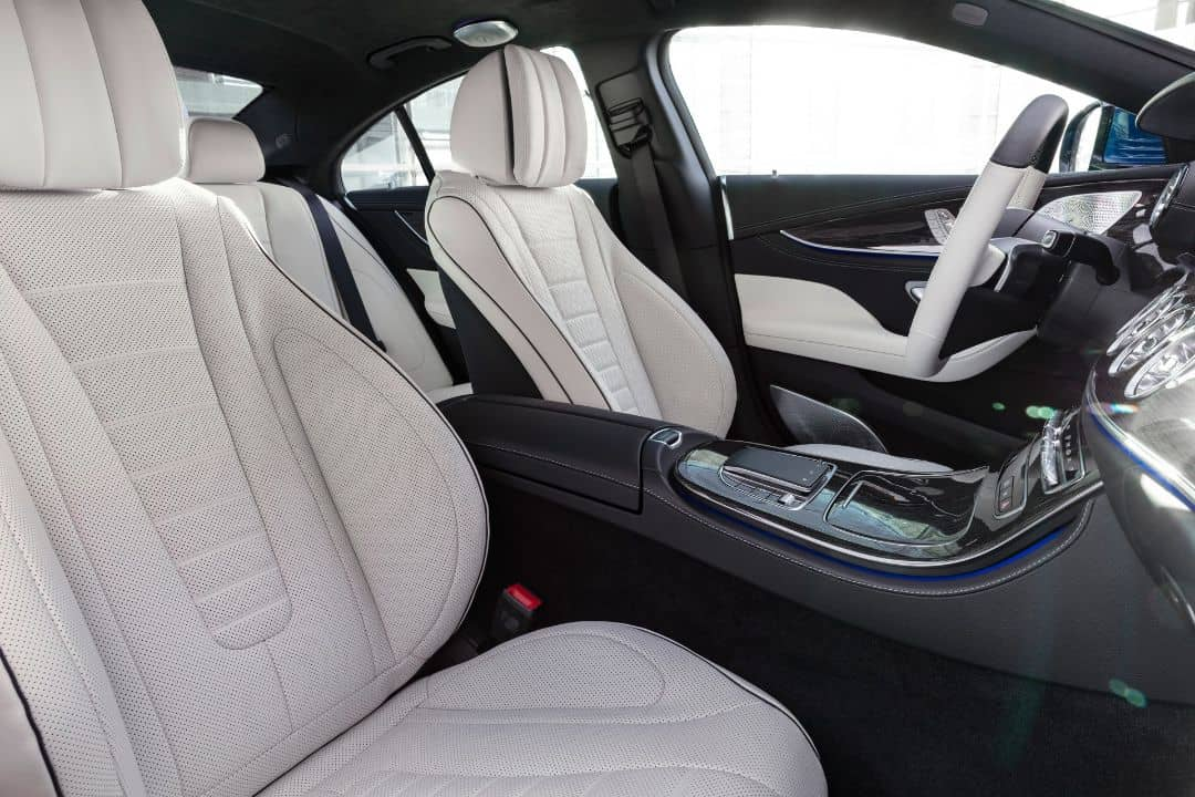 Mercedes-Benz CLS 2021 Front seats