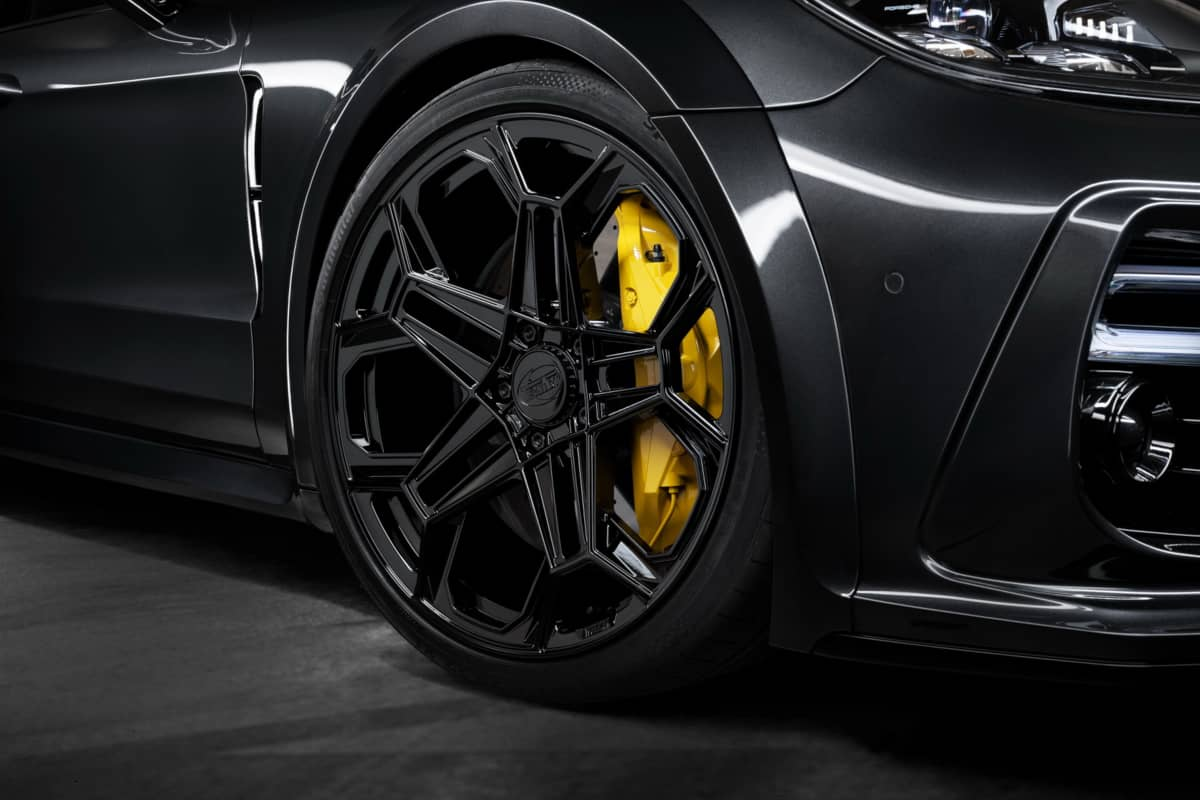 TechArt Grand GT Wheel