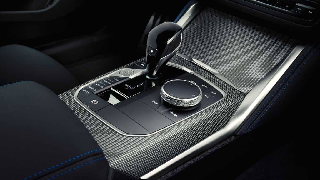 BMW 4 Series Gran Coupe 2nd Gen Console