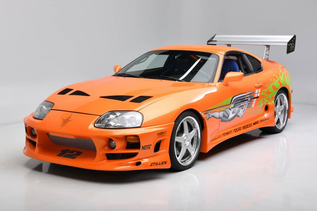Fast and Furious Toyota Supra Front