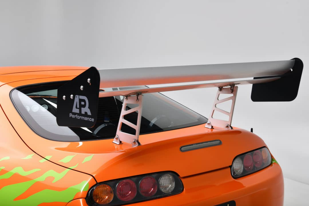 Fast and Furious Toyota Supra Rear wing