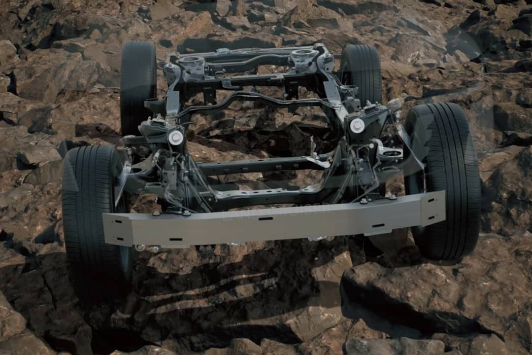 Toyota Land Cruiser 300 Series Chassis