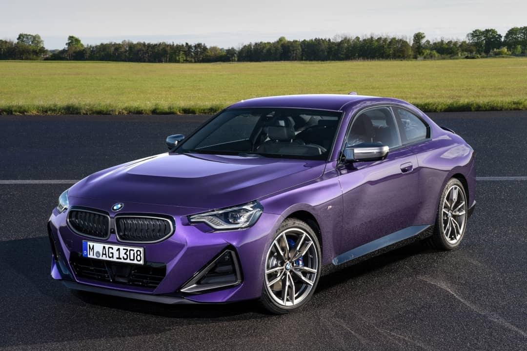 BMW 2 Series Coupe 2nd Gen